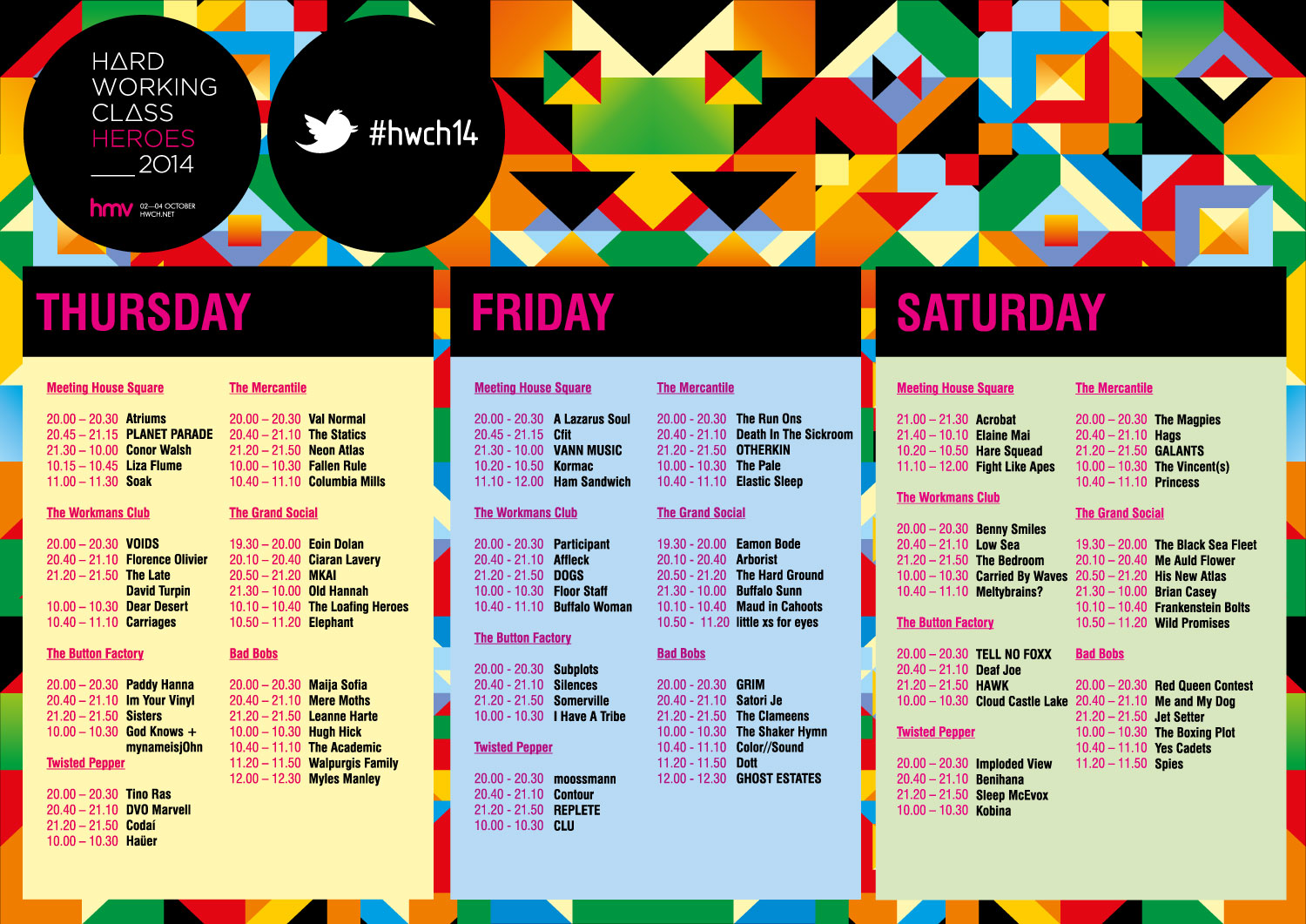 hwch-TIMETABLE-graphic